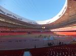 Interior of the Olympic Stadium