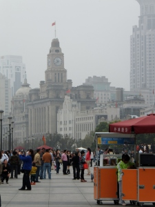 Along the BUND!