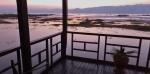 My Stlit Cabin Deck