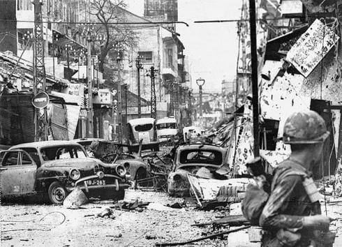 Cholon-during-Tet-1968-Manhhai-Flikr