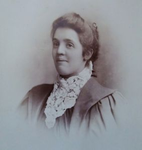 Sarah Jane Perkins, daughter of George and Abigail (Rogers) Sleath later years of Lichfield, Staffordshire