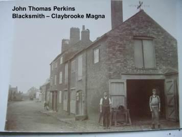 John Thomas Perkins Blacksmith
