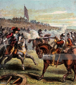 Battle of nasby
